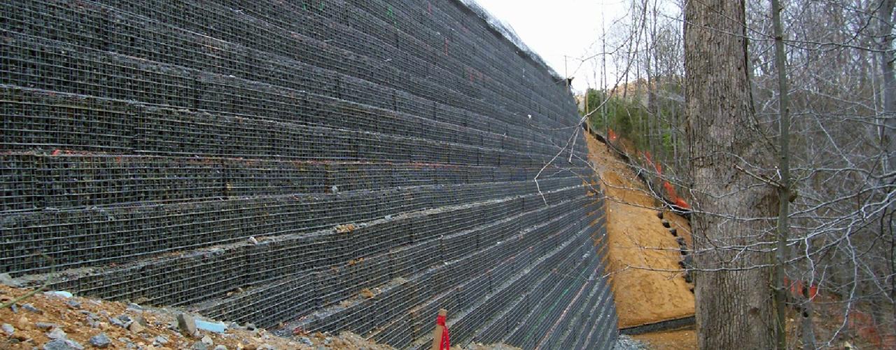 earth-wall